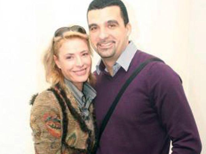 Monica Davidescu si Aurelian Temisan